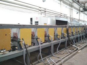 Kechuang Oil Pipe induction Hardening & Tempering System